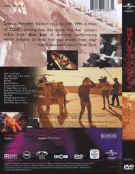 * live at wembley stadium, london, uk on 24th june, 1995 ** live at wembley stadium, london, uk on 23rd june, 1995. Bon Jovi Live From London Dvd Music Buy Online In South Africa From Loot Co Za