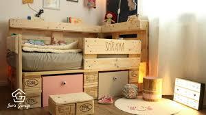 Alte paletten können das wohl eures kindes gefährden. Kinderbett Aus Europaletten Selber Bauen Handmade Kultur