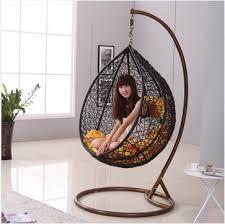 1214 swing chair indoor rattan hanging basket swing hanging chair rattan  bird nest swing chair diaolan outdoor-in Patio Swings from Furniture on ...