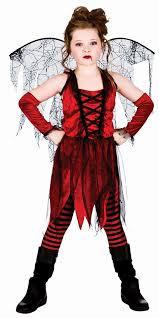 ... Girl Kid Costumes Lovely Girls Vampire Fairy Costume All Halloween ...