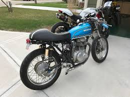 1976 cb360 cafe racer for sale in wi 2500
