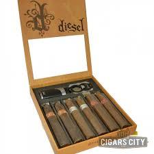 sel cigar six pack sler gift set