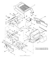 mtd 13an683g163 (2003) parts diagrams 1967 Bolens 1250 Bolens 13an683g163 Wiring Diagram #18