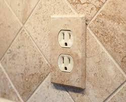 kitchen light switch covers kitchen. Custom Travertine Switch Plate For Backsplash · Kitchen Light Covers S