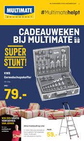 Mm Weekfolder Wk47 48 Lr By Multimate Gorredijk Issuu