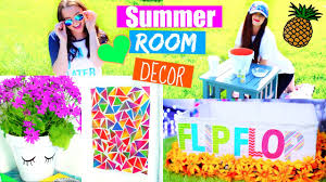 diy tumblr inspired summer room decor youtube