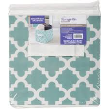 better homes and gardens collapsible fabric storage cube set of 2 multiple colors com