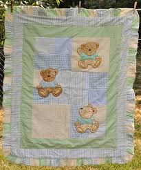 23 best Teddy bear quilt ideas images on Pinterest | Kid quilts ... & Teddy Bear Baby Quilt Adamdwight.com