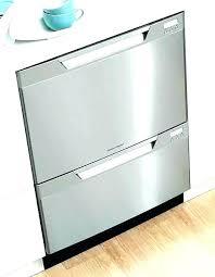 Double Drawer Dishwashers Door Dishwasher Kitchenaid Partsdouble
