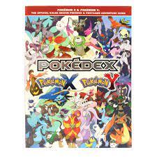 Spieleberater - Pokedex: Pokemon XY - offizielles Lösungsbuch (ENGLISCH)  (gebraucht)