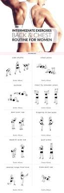106 Best Back Toning Images In 2019 Exercise Workout