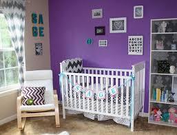 image of baby girl purple nursery ideas baby girl furniture ideas