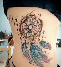 Dream Catcher Tattoo For Girl Simple Dream Catcher Tattoos For Women Ideas And Designs For Girls