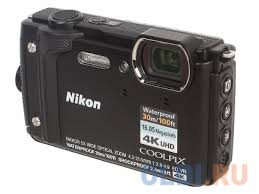<b>Фотоаппарат Nikon Coolpix W300</b> Black 16.0Mp, 5x zoom, 3.0 ...