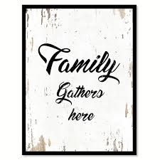 office motivation ideas. Office Motivation Ideas. Contemporary Ideas Family Gathers Here Happy Quote Saying Gift