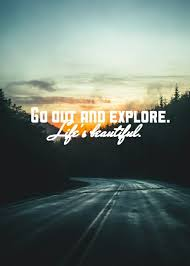 Explore Quotes Magnificent Life's An Adventure �� Uploaded By Gem On We Heart It