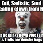 Scary Clown Meme Generator - Imgflip via Relatably.com