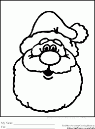 Small Picture Coloring Pages Coloring Pages Santa Rudolph Coloring Home