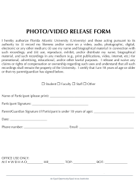 Photography Release Form 24 FREE Photo Release Form Templates [Word PDF] Template Lab 6