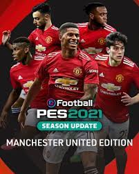 Manchester United - Marcus Rashford 2020/21 PES ambassador