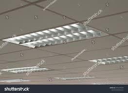 T Bar Ceiling Lighting Fluorescent Lighting Set Among T Bar Stock Photo Edit Now