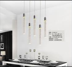 modern contemporary pendant lighting. Contemporary Pendant Lights Modern LED Bubble Crystal Light  Minimalist Fashion Hanging Creative Dinning Room Bar Modern Contemporary Pendant Lighting A