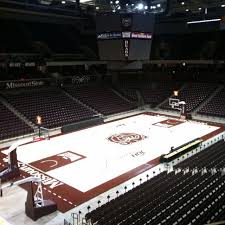 Jqh Arena Missouri State University Springfield Mo