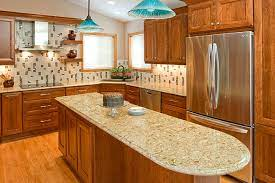 Cherry wood is a beautiful darker wood that looks phenomenal when used for kitchen cabinets. 3 Reasons To Have Cherry Wood Kitchen Cabinets Installed