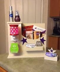 Scentsy Display Stand Miss Daisy Display Stand FOR COMPATIBLE w Scentsy PartyLite 12