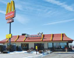 mcdonalds building. Brilliant Mcdonalds NEW STORE COMING U2014 The Fairmont McDonaldu0027s Building Off Interstate 90 At  Exit 102 Will Be Torn Down And Replaced With A New Structure And Mcdonalds Building T