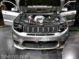 2018 jeep engines. wonderful jeep trackhawku0027s daring do u2013 060mph in 35 seconds 116 seconds to  vanquish the quarter mile are firm underpinnings of alreadyquick jeep grand on 2018 jeep engines