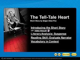 the tell tale heart edgar allan poe ppt video online the tell tale heart introducing the short story
