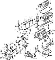 Valve lifters outlander adjuster screw for mitsubishi valve mn137544 engine diagram diagram large size