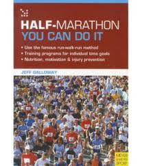 Half Marathon Training Jeff Galloway