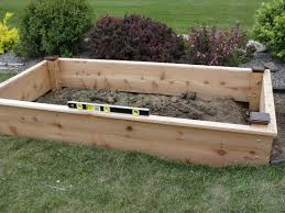 Small Picture Fine Building Raised Garden Beds Diy Bedsbuild Bed Against Fence