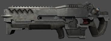 نتیجه تصویری برای fallout gauss rifle 3d model