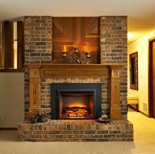 Mantel On Brick Fireplace Mantels For Brick Fireplaces Idi Design