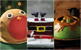 See more ideas about christmas cake, xmas cake, cupcake cakes. 7 Best Novelty Christmas Cakes And Desserts