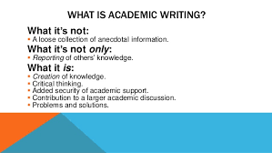 academic writing essay tips 8 what is the purpose of the academic essay