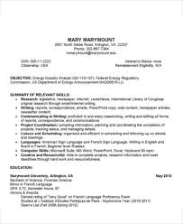 Gallery Of Fresh Graduate Resume Sample Objective In Resume For