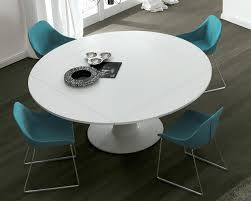 round extension tables moon extending dining table ikea