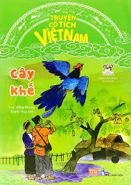 Sách Cây Khế - Truyện Cổ Tích Việt Nam - FAHASA.COM