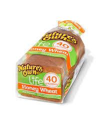 40 calories honey wheat
