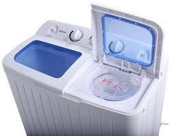 Mini Clothes Washer Apartment Size Small Washing Machine Small Space Project