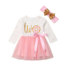 Carters Baby Girl Dress 24 Month Birthday 1st 2nd Cake Party Tulle