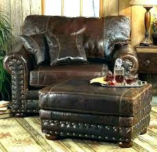 oversized leather sectional with chaise chairs ottoman chair recliner furniture charming