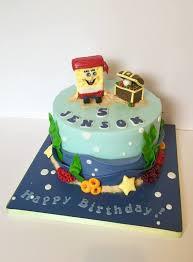 Spongebob Cake Design Copied From Rachel Manning Creates