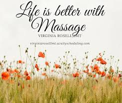 New Clients receive 20% off first Massage... - Virginia Rosell, LMT    פייסבוק