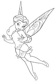Small Picture Disney Fairy Coloring Pages anfukco