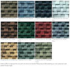 Gaf Timberline Hd Color Chart Hd Roofing Vimasfood Co